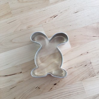 Easter Bunny Rabbit Cookie Cutter