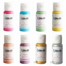 Edible Art Decorative Paint Unicorn 8 Pack - 15ml