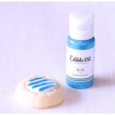 Edible Art Decorative Paint 15ml - Blue