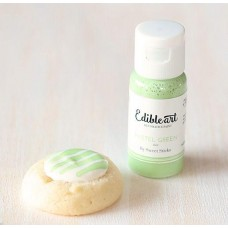 Edible Art Decorative Paint 15ml - Green Pastel