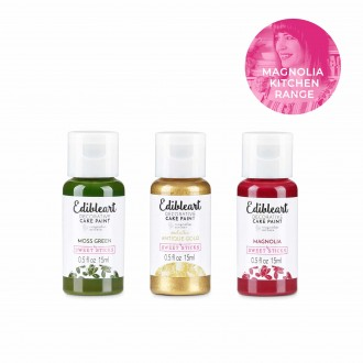 Edible Art Decorative Paint Trio Pack from Magnolia Kitchen