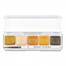Water Activated: Mini Palette Art Deco