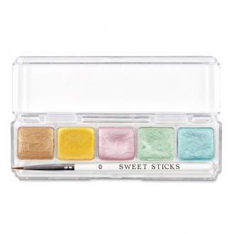 Water Activated: Mini Palette Easter Floral