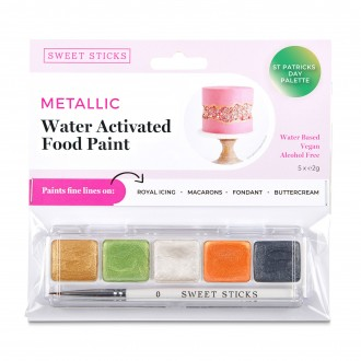 Water Activated: Mini Palette St Patricks Day