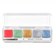 Water Activated: Mini Palette Christmas