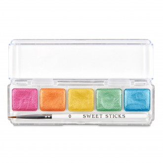 Water Activated: Mini Palette Rainbow