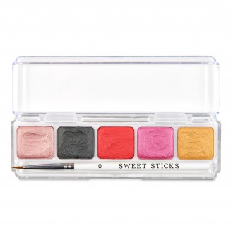 Water Activated: Mini Palette Valentines Day