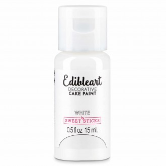 Edible Art Decorative Paint 15ml - White