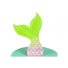 FMM Mermaid Tail Cutter set of 2