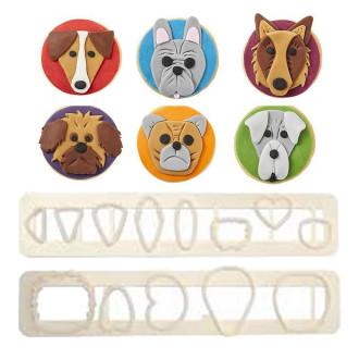 FMM Design-A-Dog Face Cutters