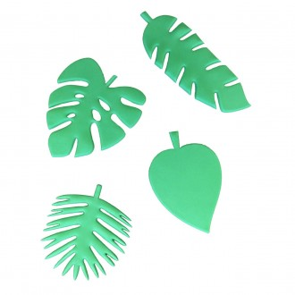 FMM Totally Tropical leaves Cutter Set