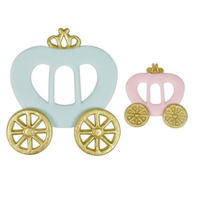 FMM Princess Carriage - Set of 2