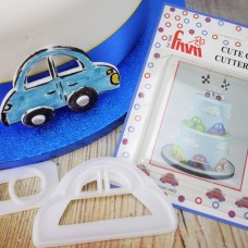 FMM Cute Car Cutter Set