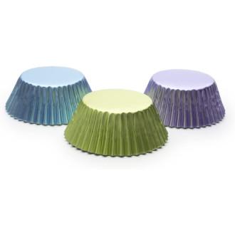 Foil Bake Cups Pastel Set (Quantity 45)
