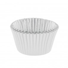 Foil Bake Cups White (Quantity 30)