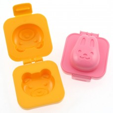 Plastic Egg or Sushi Rice Mold (Teddy Bear)