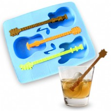 Guitar Ice Tray