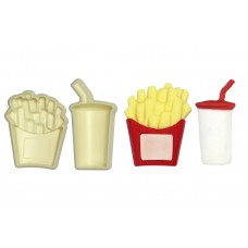 Jem Easy Pops  Fries and Drink (Set of 2)