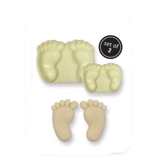 Jem Easy Pops Baby Feet (Set of 2)