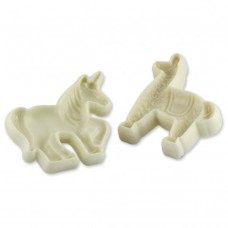 Jem Easy Pops  Exotic Animals (Set of 2) Llama & Unicorn