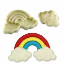 Jem Easy Pops  Rainbow & Cloud (Set of 2)