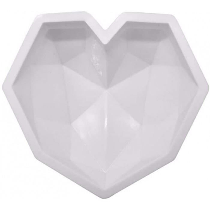 Heart Shaped Silicone Mold (Large)