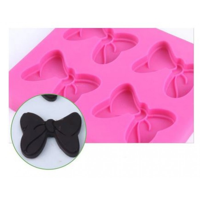 Bow Silicone Mold