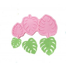 Monstera Leaf Silicone Mold