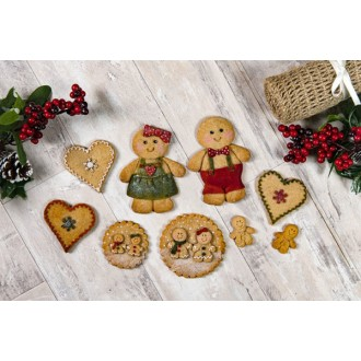 Karen Davies Gingerbread Cookie Mold