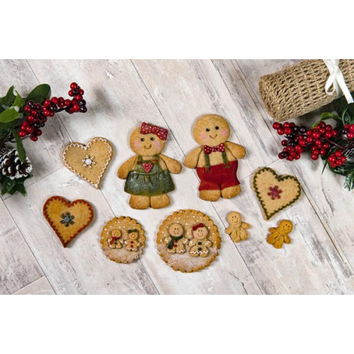 Karen Davies Gingerbread Cookie Mold
