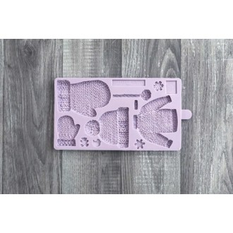 Karen Davies Knitwear Cookie Mold