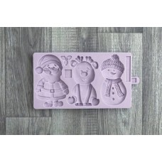 Karen Davies Christmas Cookie Mold
