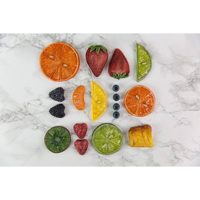 Karen Davies Tropical Fruit Silicone Mold