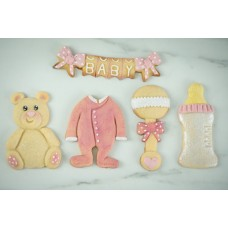 Karen Davies Baby Cookie Mold
