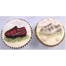 Karen Davies Football / soccer / Golf Shoe Silicone Mold
