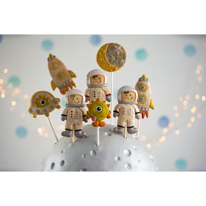 Karen Davies Space Cookie Mold