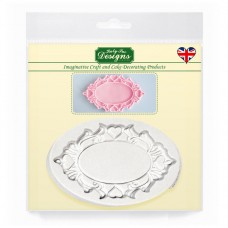 Decorative Plaque - Oval Hearts