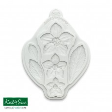 Hellebore – Christmas Rose Silicone Mold