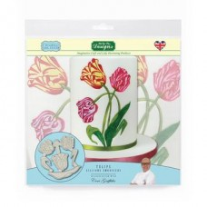 Tulips Silicone Embossers
