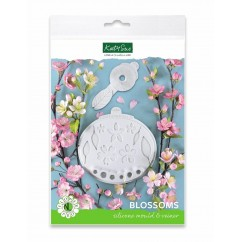Flower Pro Blossoms Silicone Mold & Veiner