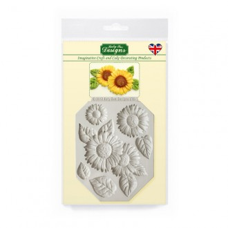 Sunflowers Silicone Mold