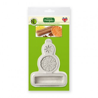 Chef Nicholas Lodge Collection - Winter Spices Silicone Mold