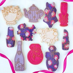 Nail Varnish Cookie Cutter and Embosser