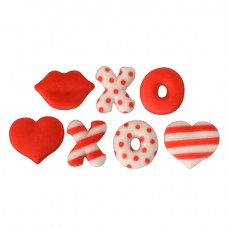 Sugar Love Letters Assortment  (Box of 112)