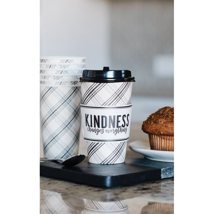 Kindness To-Go Cocoa/Coffee Cups