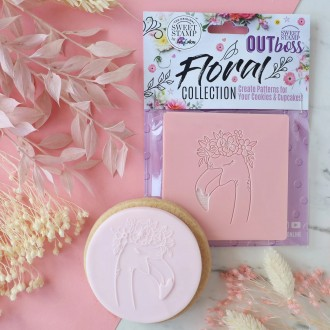 OUTboss™ Floral Collection - Floral Flamingo
