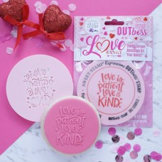 OUTboss™ Love Collection - Love Is Patient Love Is Kind
