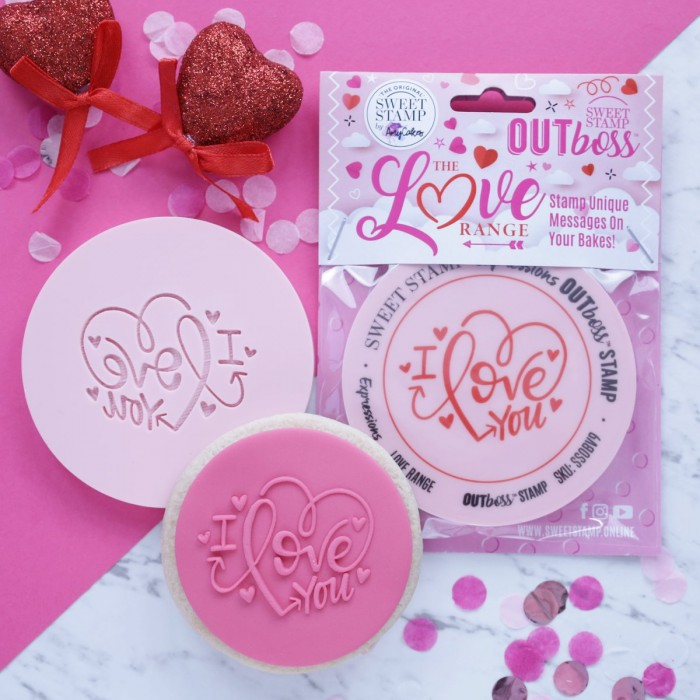 OUTboss™ Love Collection - I Love You Heart