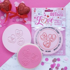 OUTboss™ Love Collection - Cute Love Hearts
