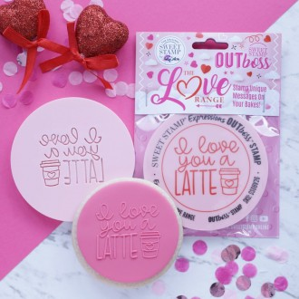 OUTboss™ Love Collection - I Love You A Latte